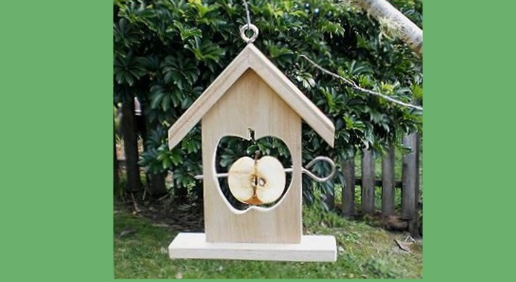 Bird Feeder Inspiration From Pine